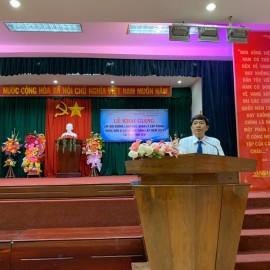 TS. Phạm Văn Cường, Giám đốc Sở Giáo dục và Đào tạo tỉnh Phú Yên phát biểu