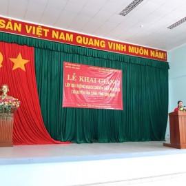 ThS. Phan Thị Ngọc Anh – Giảng viên Phân viện tại TP.Huế công bố các quyết định liên quan đến Lớp học