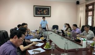 PGS.TS. Nguyễn Hoàng Hiển – Giám đốc Phân viện Học viện tại TP.Huế phát biểu tại Lễ Khai mạc
