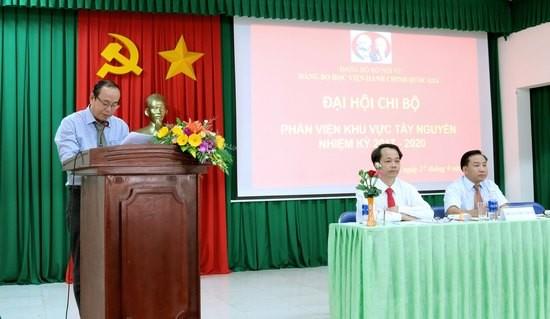 Đồng chí Nguyễn Anh Phương
