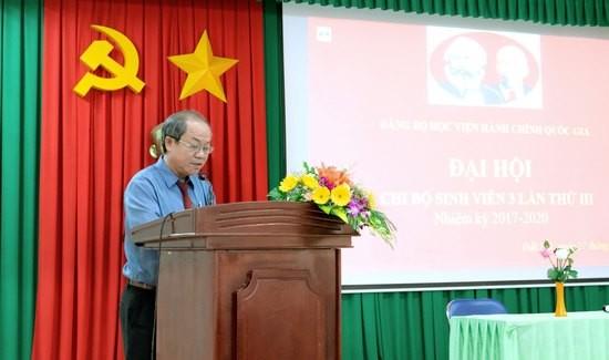 Đồng chí Trần Văn Đởn