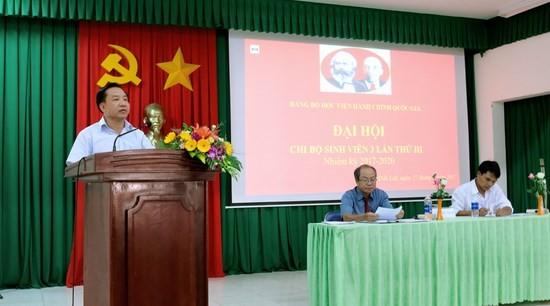 Đồng chí Nguyễn Đăng Quế