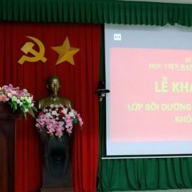 ThS. Tạ Thị Thu Trang - Chuyên viên Phòng Quản lý Đào tạo và Bồi dưỡng, Phân viện Học viện Hành chính Quốc gia khu vực Tây Nguyên thông qua các quyết định