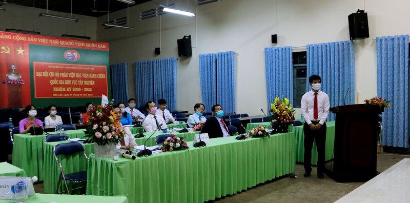 Ban chấp hành nhiệm kỳ mới ra mắt Đại hội