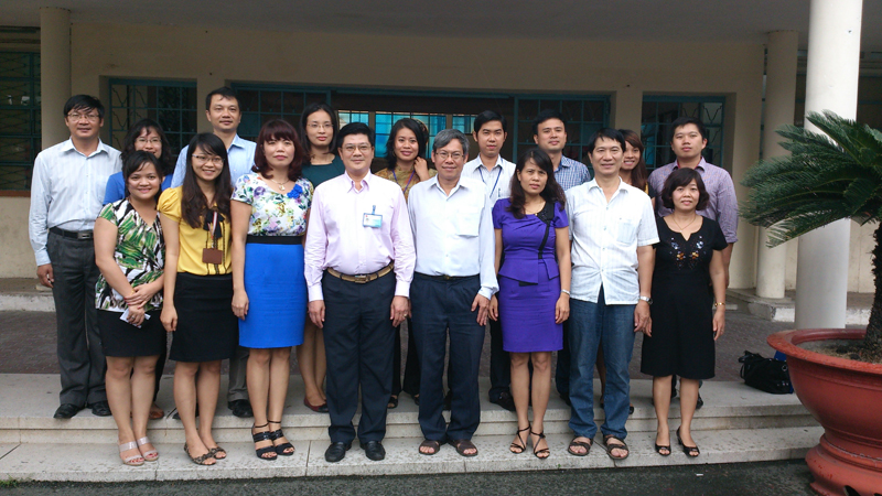 Tọa đàm của Khoa và Tổ bộ môn HVHC cơ sở TPHCM