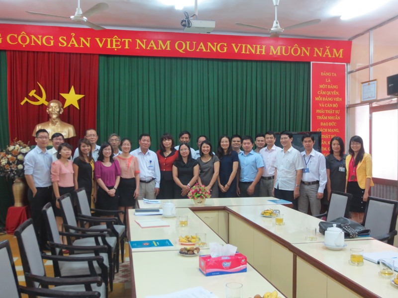 Làm việc tại Sở Nội vụ, TP Hồ Chí Minh