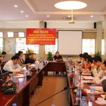 TS. Trần Anh Tuấn chủ trì Hội nghị