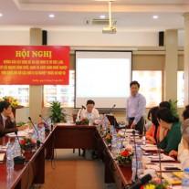 Các đại biểu thảo luận tại Hội nghị