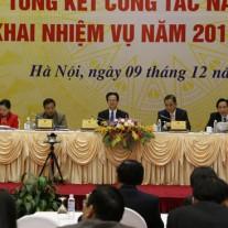 1.Thủ tướng Chính phủ Nguyễn Tấn Dũng, Bộ trưởng Bộ Nội vụ Nguyễn Thái Bình cùng các Thứ trưởng Bộ Nội vụ chủ trì Hội nghị