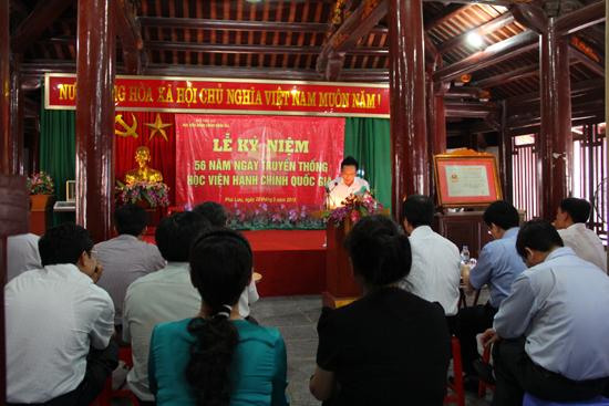4. ThS. Vu Van Thanh phat bieu