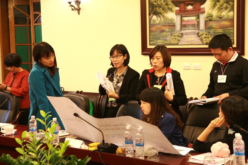 Học viện thảo luận nhóm