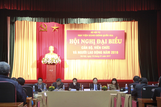 Đoàn Chủ tịch Hội nghị
