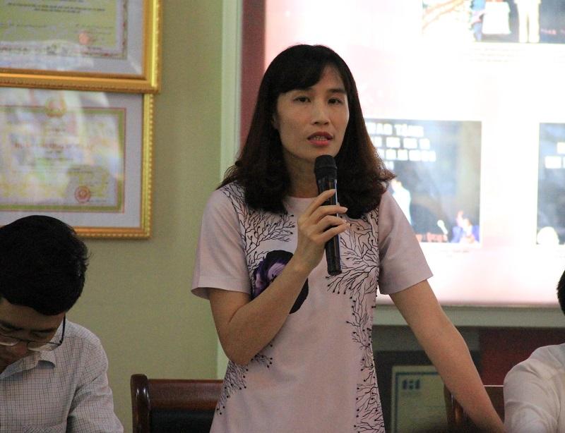 11. TS. Hoang Mai