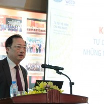 PGS.TS. Nguyễn Văn Thành - Ủy viên Trung ương Đảng, Thứ trưởng Bộ Công an giới thiệu chuyên đề tại khóa học