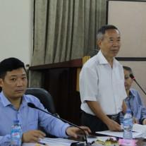GS.TS. Trần Phúc Thăng, nguyên Viện trưởng Viện Triết học, Học viện Chính trị quốc gia Hồ Chí Minh