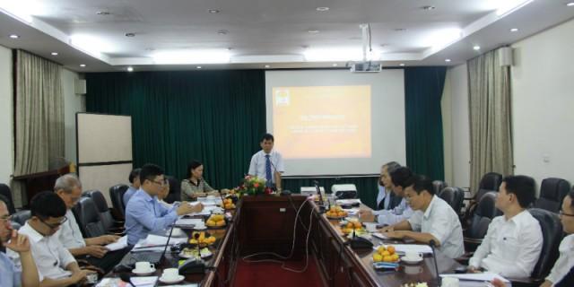 PGS.TS. Trương Quốc Chính phát biểu đề dẫn Hội thảo