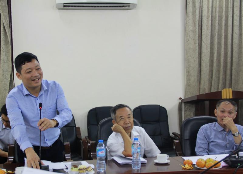 PGS.TS. Nguyễn Xuân Phong - Trưởng Khoa Khoa Chính trị học, Học viện Báo chí và Tuyên truyền
