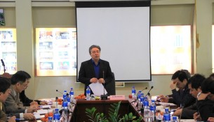 TS. Đặng Xuân Hoan phát biểu kết luận Hội nghị