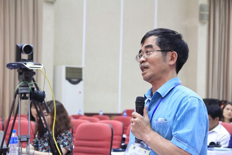 TS. Đinh Duy Hòa – Nguyên Vụ trưởng Vụ Cải cách Hành chính, Bộ Nội vụ phát biểu quan điểm về Chính phủ kiến tạo