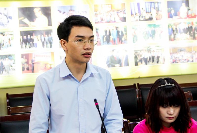 ThS. Đoàn Kim Huy – Biên tập viên Tạp chí QLNN đề xuất đổi mới quy trình thẩm định đối với các bài báo khoa học gửi đăng trên Tạp chí QLNN