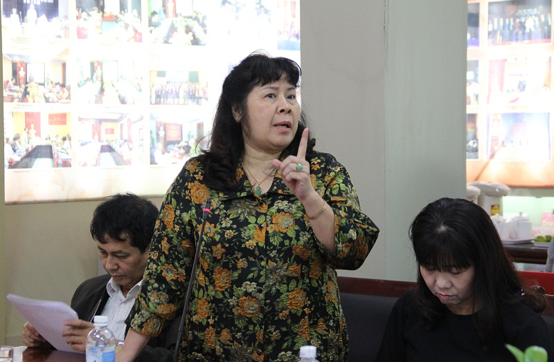 PGS.TS. Đinh Thị Minh Tuyết – Nguyên Trưởng Khoa QLNN về xã hội đề xuất kế thừa các chiến lược đã có của Học viện