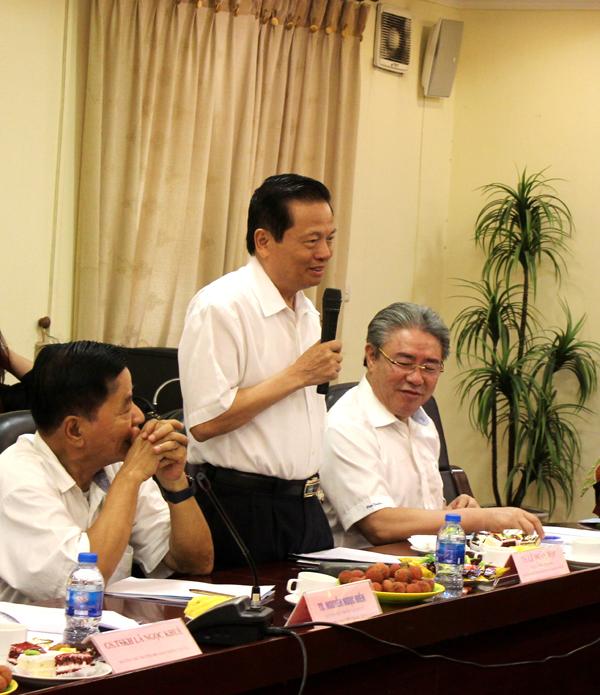 Lê Doãn Hợp, Nguyên Bộ trưởng Bộ Thông tin và Truyền thông