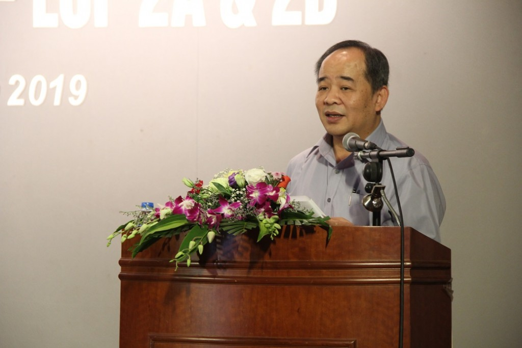 Thứ trưởng Lê Khánh Hải