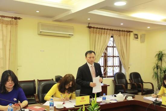Đồng chí Tạ Quang Tuấn