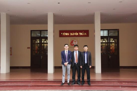 Tập thể phòng Bảo vệ chính trị nội bộ