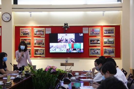 TS. Hoàng Mai, Trưởng Ban Quản lý đào tạo Sau đại học