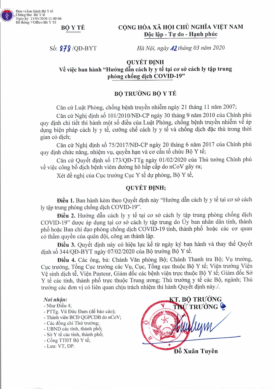 QD 878 2020 BYT ban hanh cach ly y te tai CSYT tap trung PC Corona_page-0001