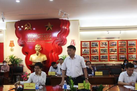 TS. Bùi Huy Tùng, Trưởng Ban, Ban Quản lý bồi dưỡng.