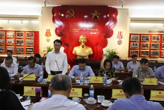 Đồng chí Lương Thanh Cường, Phó Giám đốc Học viện