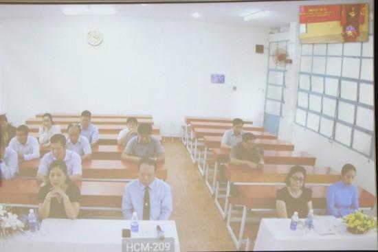 Toàn cảnh tại điểm cầu TP. Hồ Chí Minh