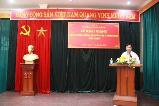 ThS. Giang Thanh Nghị Phó Trưởng phòng