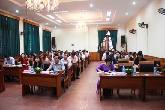 Toàn cảnh Lễ khai giảng
