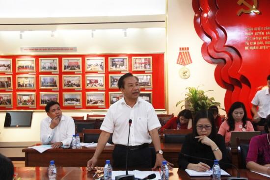 TS. Nguyễn Đăng Quế, Phó Giám đốc Học viện