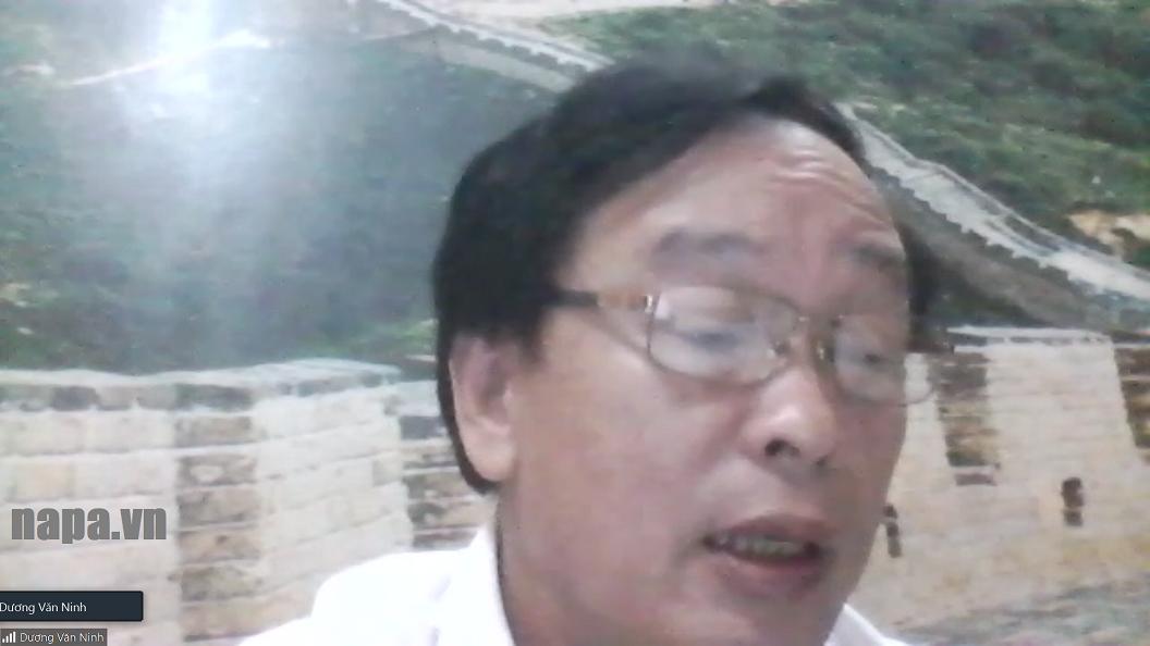11. ThS. Dương Văn Ninh Tây Nguyên