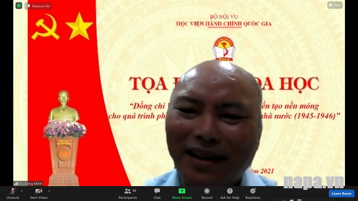 Vũ Đăng Minh