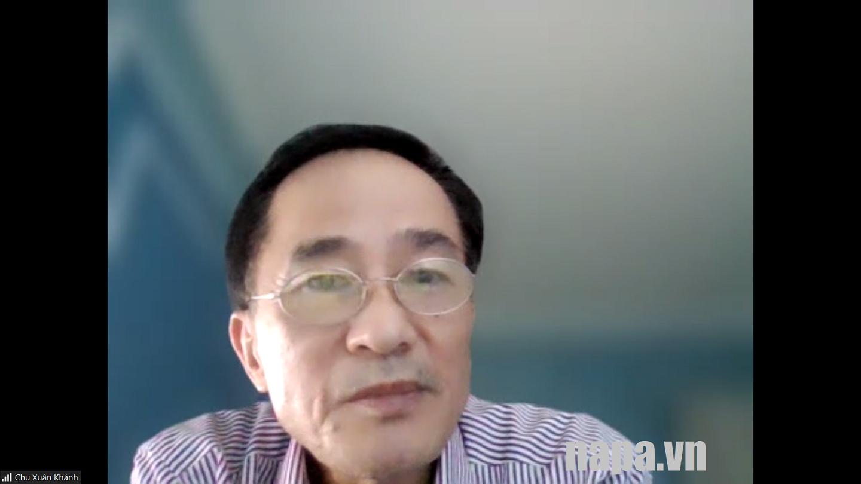 1.TS. Chu Xuân Khánh