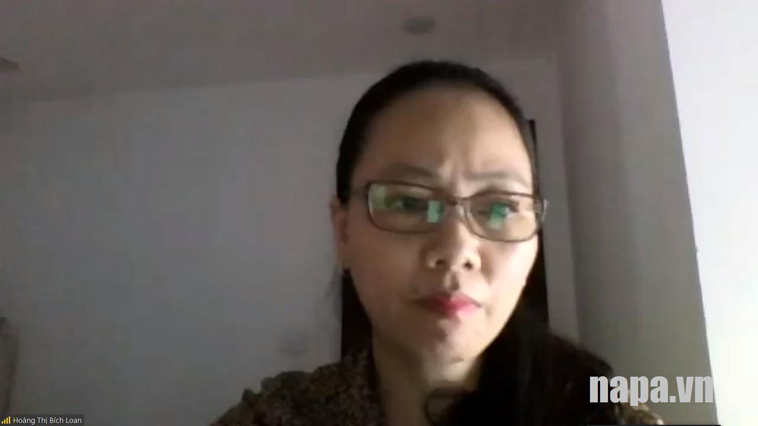 6. TS. Hoàng Thị Bích Loan KTTCC