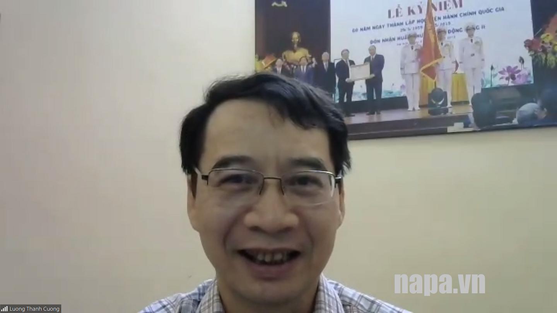 PGS.TS. Lương Thanh Cường