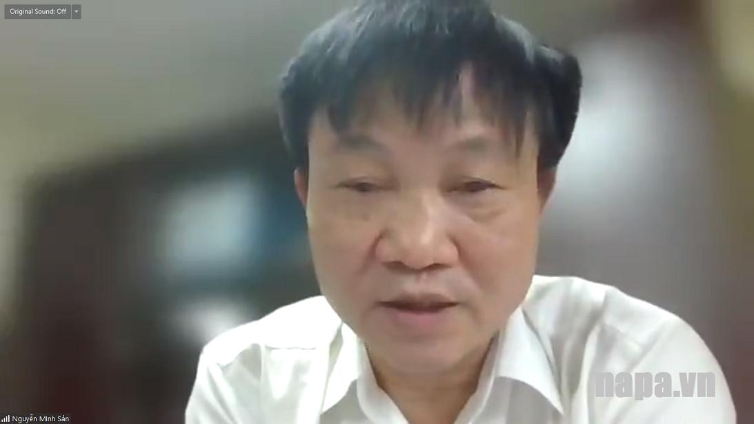 TS Ng Minh San