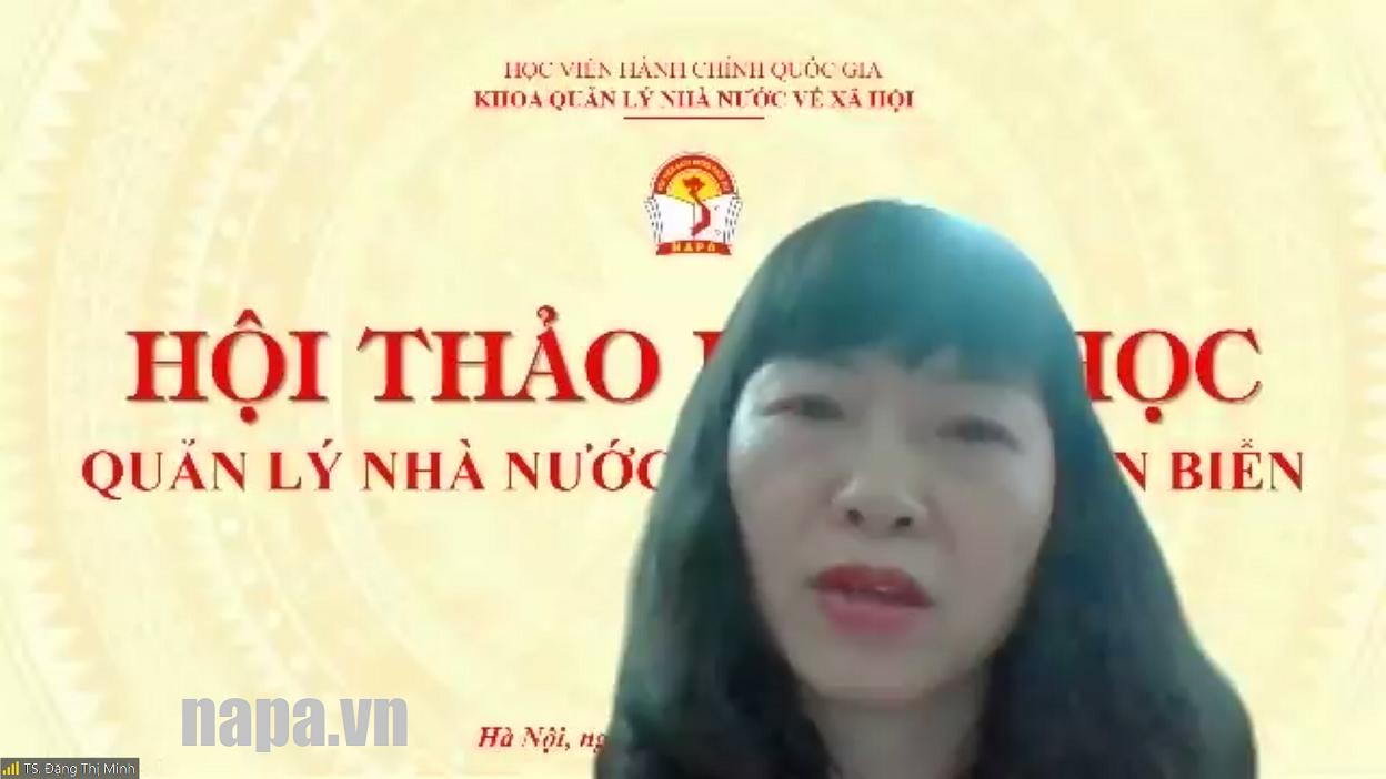 TS. Đặng Thị Minh