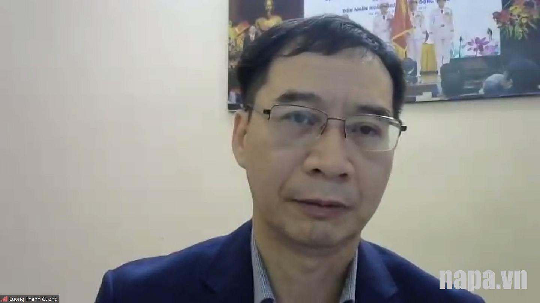 TS. Lương Thanh Cường