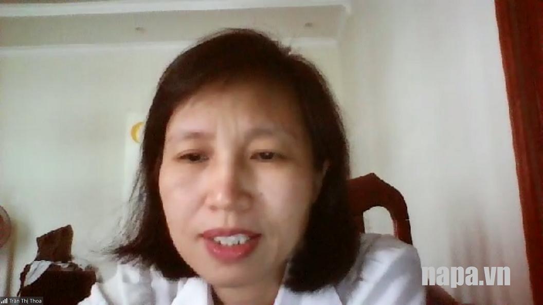 Trần Thị Thoa