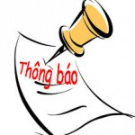 Thông báo số 510/TB-PĐT về Lịch thi tuyển sinh lớp ĐHHC  VB1 và VB2 hình thức vừa làm vừa học
