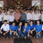 Câu lạc bộ Lý luận trẻ: Hành trình về quê hương hai vị Thủ tướng