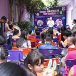 """Học viện Hành chính Quốc gia cơ sở Hồ Chí Minh tổ chức """"Trung thu chia sẻ yêu thương"""" cho các cháu"""
