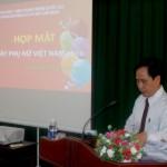 """Họp mặt và Tọa đàm """"Tình dục trong hôn nhân"""" tại cơ sở Học viện TP. Hồ Chí Minh nhân kỷ niệm 86 năm ngày thành lập Hội liên hiệp Phụ nữ Việt Nam"""